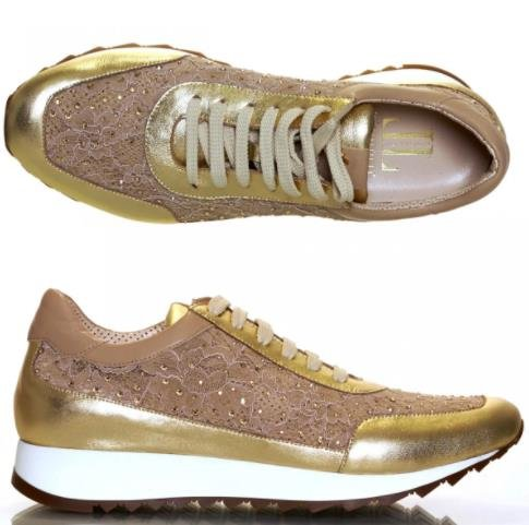 ТОП - 10 самых дорогих кроссовок в мире. 10 Кроссовки Loriblu 39c76b86030