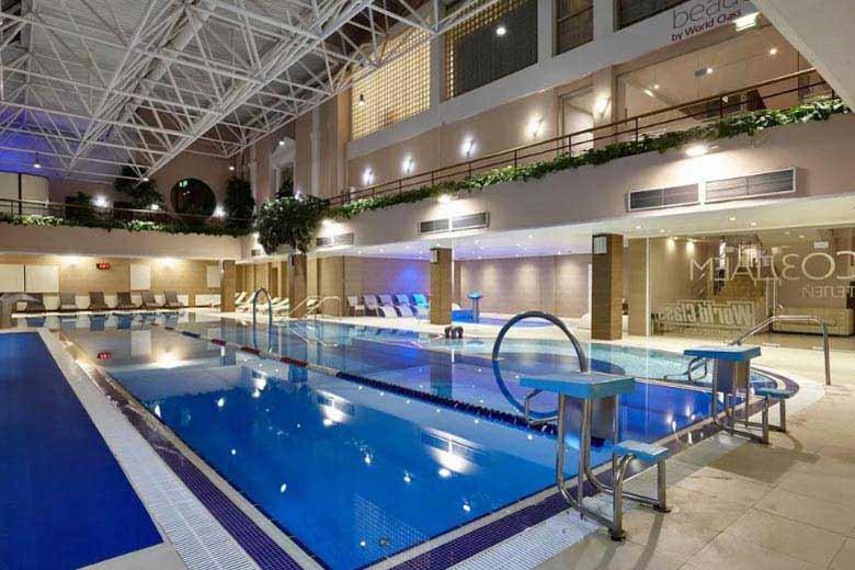 фитнес клубы москвы недорого с бассейном