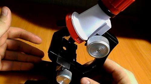 микроскоп с алиэкспресс