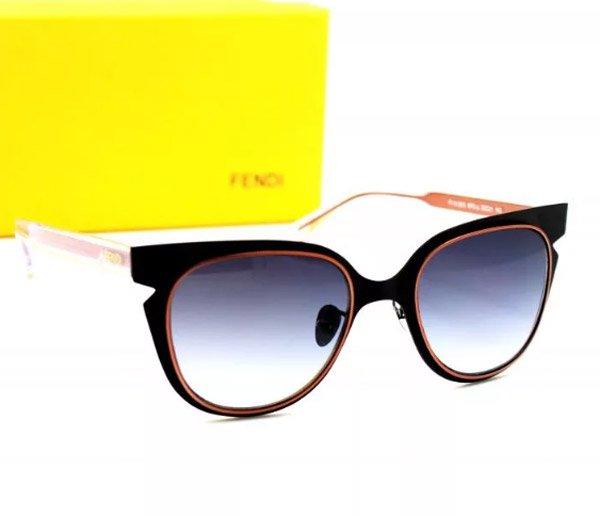 60e67ee842699 Знаменитые солнцезащитные очки формы «кошачий глаз» от FENDI – это  сочетание изысканного дизайна и практичности. Прочные материалы делают эту  модель особо ...