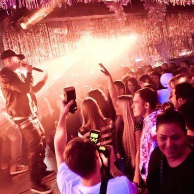 Ночные фотоотчеты клубов москвы маска в москве клуб