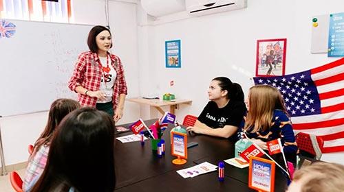 школа английского языка москвы