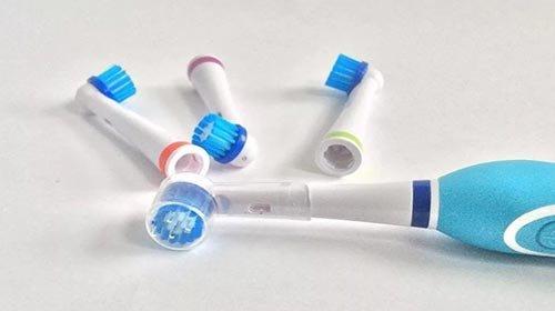 электрическая забная щетка с алиэкспресс