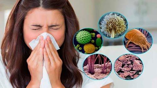 Таблетки и капли от аллергии