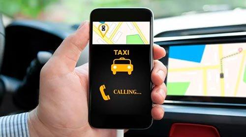 смартфоны для такси