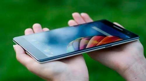 смартфоны на 6 дюймов