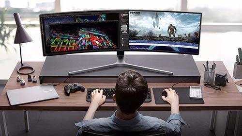 большие мониторы для компьютера