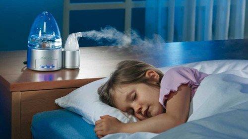 Выбираем увлажнитель воздуха для малыша с умом