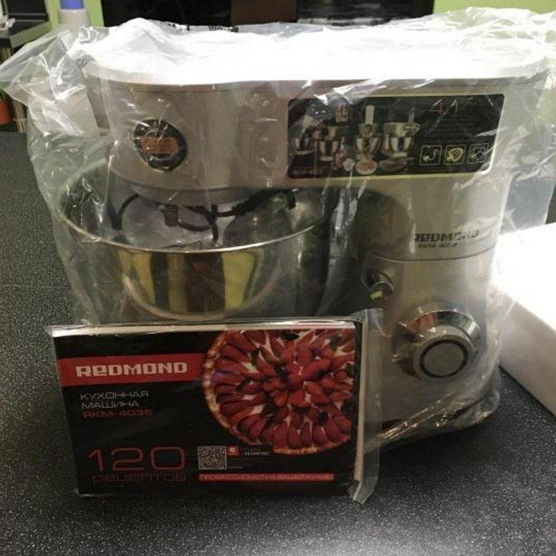 REDMOND RKM-4035 – доступный помощник на кухне 4
