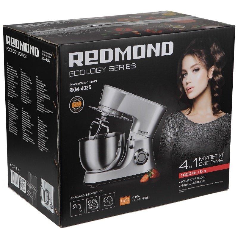 REDMOND RKM-4035 – доступный помощник на кухне 3