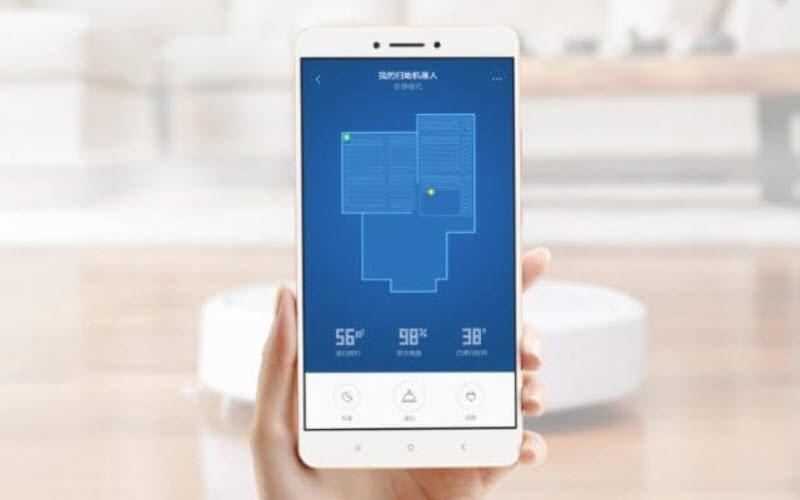 Xiaomi Mi Robot Vacuum Cleaner – удачная модель робота-пылесоса