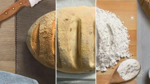 Как выбрать муку компании Чёрный хлеб. Основные отличия помола