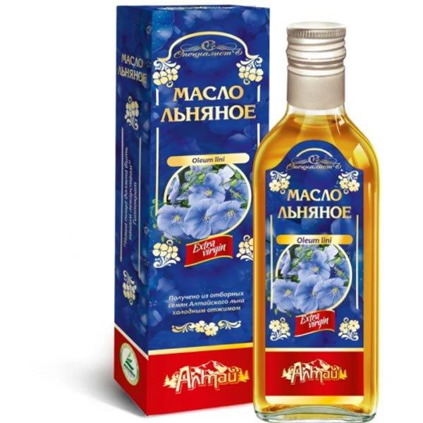 Где в россии выращивают лен и производят льняное масло