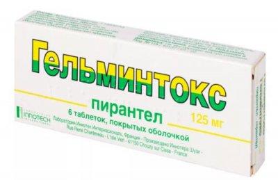 Натуральные противопаразитарные средства