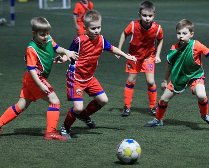 рейтинг футбольных клубов москвы для детей