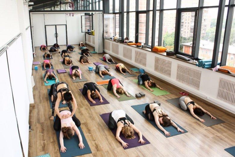 Клубы йоги москвы планировка клуба ночного