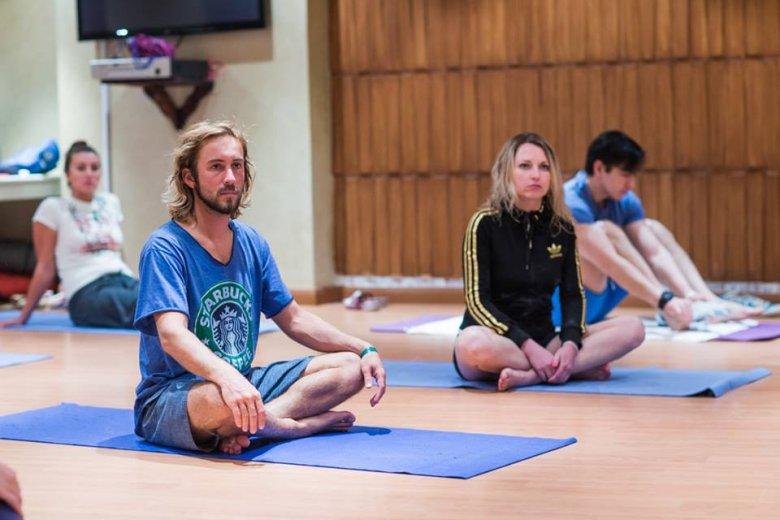 Асаны для домашней практики йоги