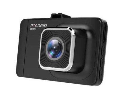 Недорогие видеорегистраторы с двумя камерами
